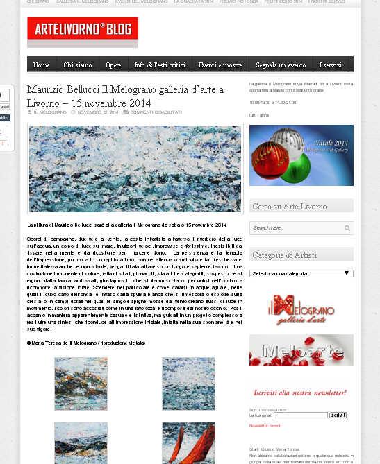 Articoli su Arte Livorno