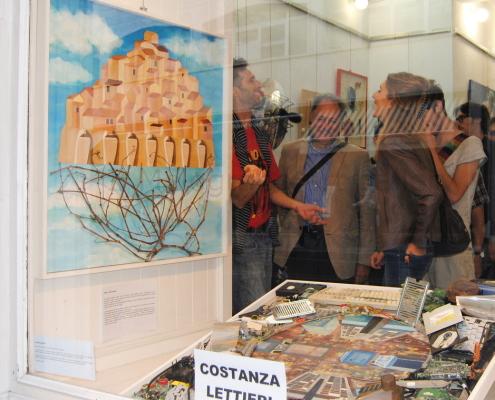 Costanza Lettieri galleria Il Melograno (2)