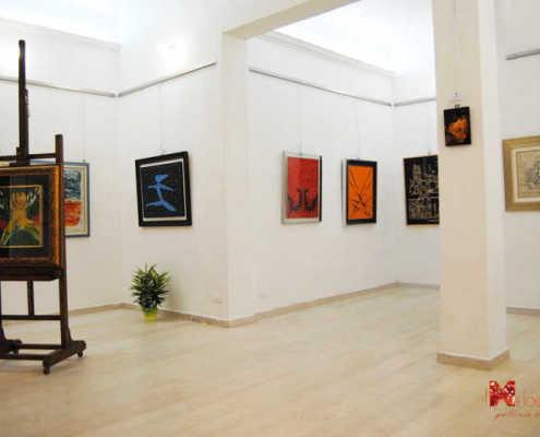 Ingresso galleria Il Melograno